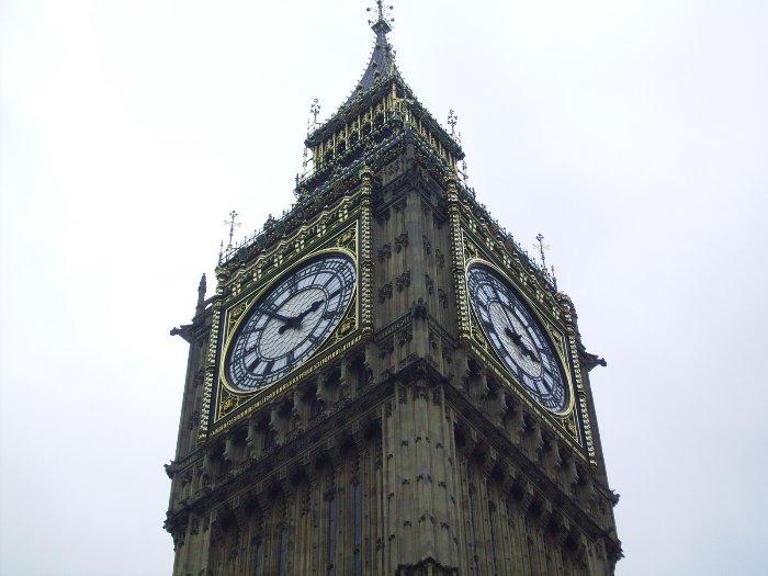 98a0794d708 Londres - Pontos Turísticos Big Ben